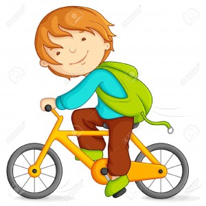 14504700-Boy-cycling-Stock-Photo